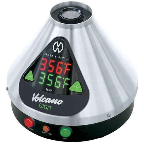 Volcano Digital – The Desktop Vaporizer For All Needs!