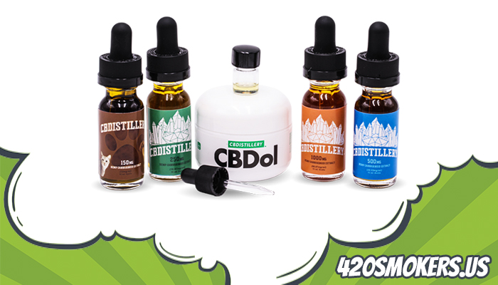 the cbd distillery full review
