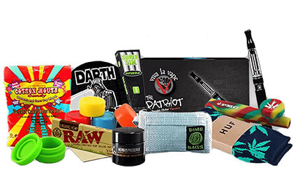 Cannabox – Weed T Shirt And Pop Culture Box Monthly