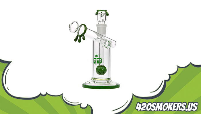 gg sidecar vapor bubbler full review
