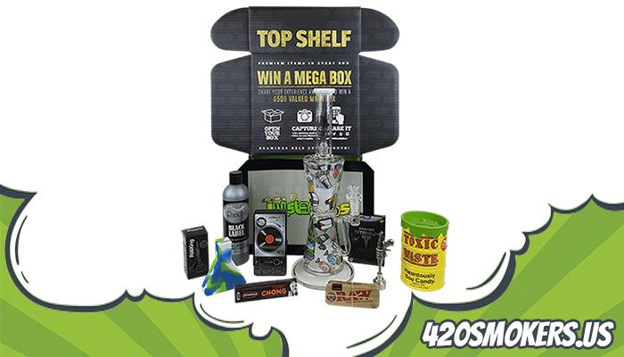 monthly 420 goody box