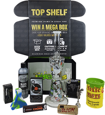 420 Goody Box – This Box Has All The Stoner Goods!