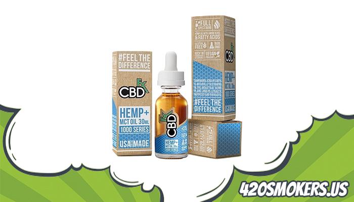 cbdfx full review