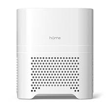 hOmeLabs 3 in 1 Ionic Air Purifier with HEPA Filter - Portable Quiet Mini Air Purifier
